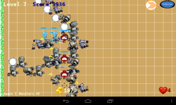TowerFight - Tower defense game screenshot 1/3
