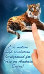 Galaxy Tiger Magic Effects LWPfree screenshot 1/3