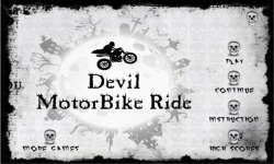 Devil Motorbike Ride2 screenshot 1/4