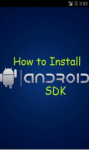 How To Install Android SDK On Windows PC Desktop screenshot 1/6
