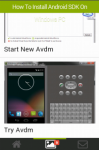 How To Install Android SDK On Windows PC Desktop screenshot 6/6