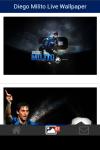 Diego Milito Live Wallpaper screenshot 3/5