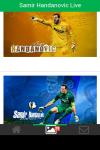 Samir Handanovic Live Wallpaper screenshot 3/5