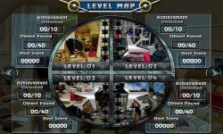 Free Hidden Object Game - Air Force One screenshot 2/4