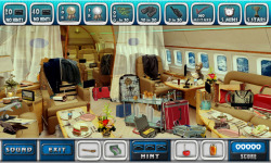 Free Hidden Object Game - Air Force One screenshot 3/4