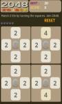 2048 rotate screenshot 1/4