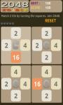 2048 rotate screenshot 2/4