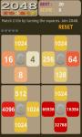 2048 rotate screenshot 3/4