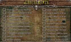 Free Hidden Object Games - The Haunting screenshot 4/4