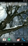 Winter LWP screenshot 4/4