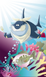 Hungry Shark Catching Tiny Fish Game screenshot 3/3
