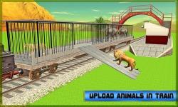 Train Transport: Zoo Animals screenshot 1/4
