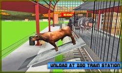 Train Transport: Zoo Animals screenshot 3/4