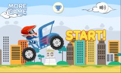 Becak hill climb racing screenshot 1/5
