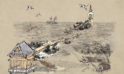 Chinese Painting Jigsaw screenshot 1/6