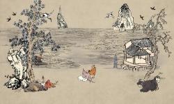 Chinese Painting Jigsaw screenshot 2/6