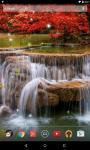 Waterfall HD Wallpaper live screenshot 3/6