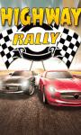 Highway Rally - Best Racing Game screenshot 1/1