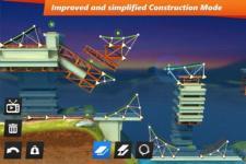 Bridge Constructor Stunts all screenshot 4/6