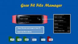 Gear Fit File Manager absolute screenshot 4/5