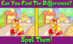 Spot It Cute Animal Fun 2 screenshot 3/5