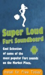 Super Loud Fart Soundboard Free screenshot 1/4