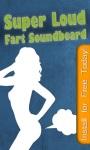 Super Loud Fart Soundboard Free screenshot 2/4