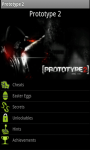 Prototype 2 - Cheats screenshot 1/3