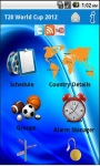 T20 2012 World cup screenshot 1/4