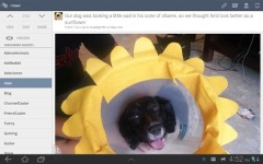 BaconReader for Reddit: Android screenshot 1/2