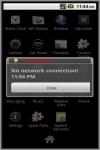 NetworkAlertAd screenshot 2/2
