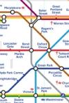 London Tube Map screenshot 1/1