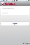 McAfee Enterprise Mobility Management screenshot 1/1