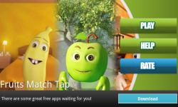 Fruits Match Tap screenshot 1/3