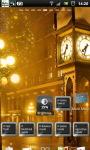 Steam Clock Street Live Wallpaper screenshot 6/6