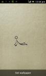 Stickman Fun Live Wallpaper screenshot 2/2