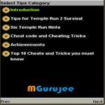 Temple Run Cheat N Guide screenshot 3/3