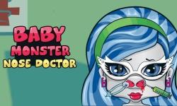 Baby Monster Girl screenshot 1/3