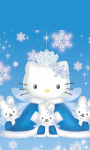 Hello Kitty Cute 3D Wallpaper  screenshot 2/6
