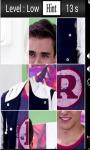Jorge Blanco Violetta Puzzle screenshot 6/6