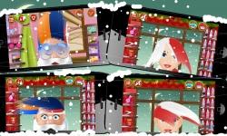 Santa Hair Saloon Lite screenshot 4/5