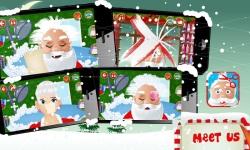 Santa Hair Saloon Lite screenshot 5/5
