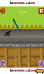 Stickman Stunts - Free screenshot 2/4