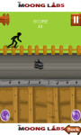 Stickman Stunts - Free screenshot 4/4