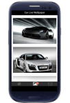 car live wallpaper screenshot 2/6