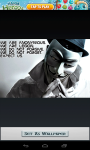 Anonymous Wallpaper 4K screenshot 1/4
