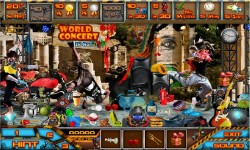 Free Hidden Object Games - Street Dance screenshot 3/4
