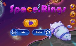 Space Rings Race FREE screenshot 2/6