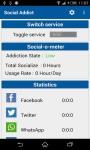 Social Network Monitor screenshot 1/4
