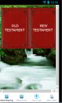 King James Audio Bible KJV Audio Bible screenshot 1/3
